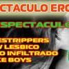 Espectáculo Erótico Pamplona para Despedidas